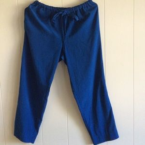Anthropologie E by Eloise Ankle Cropped Pants